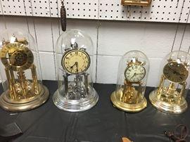 A few more clocks