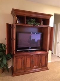 TV Consoles and armoire