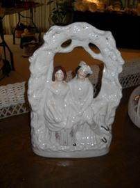 STAFFORDSHIRE ENGLAND BRIDE AND GROOM