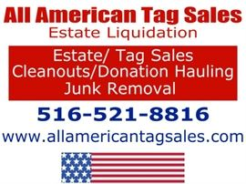 tag sale all american