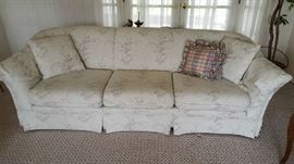 Light color sofa and loveseat   $50 for both