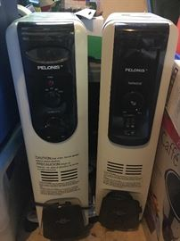 Pelonis Heaters just in time for the cold weather!