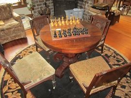 Empire game table