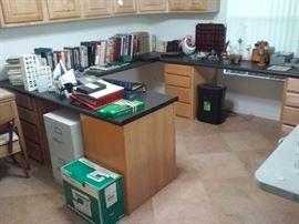 Books, office supplies