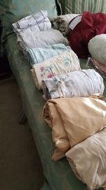 Stacks of sheets