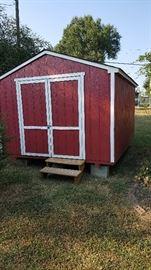 Dutch Barn.  Like new!