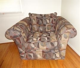Really cool armchair
