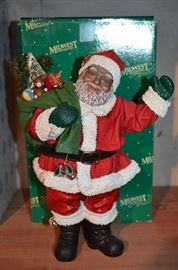 Huge Santa Collection, many new in boxes!!!!!