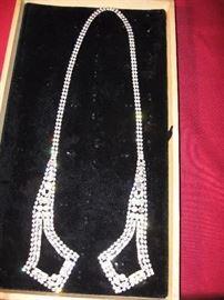 Ann vien runway jewelry.