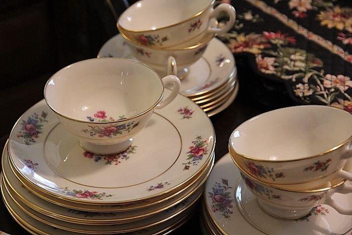 Lenox Rose china