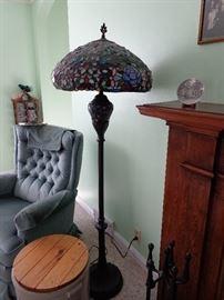 Dale Tiffany floor lamp