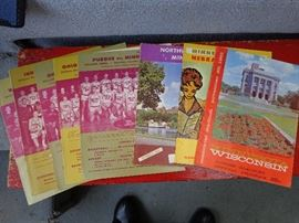 University of MN memorabilia (early 1960's)