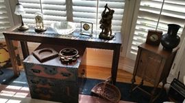 Great eclectic pieces.