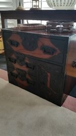 Antique Asian chest....beautiful!