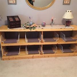 Toy/Craft Storage cabinet