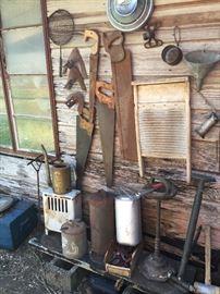 More Vintage Tools & Decor Items