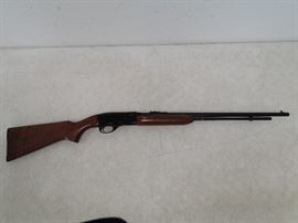 Remington Fieldmaster, 22 cal. Pump-Action