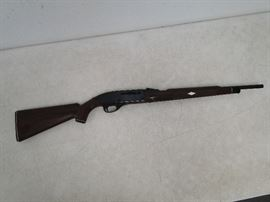 Remington nylon 66, 22 cal.