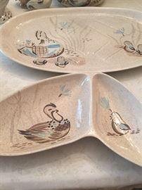 Lots of redwing pottery