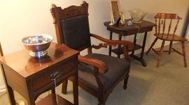 Gentleman's chair