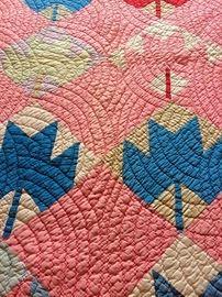 Gorgeous Vintage Quilt (More Available)