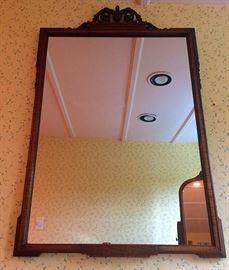 Gorgeous Antique Mirror