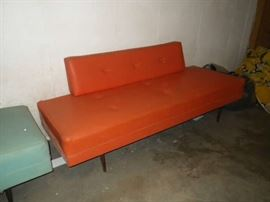 mid century daybed