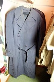 Overcoat Named Airman