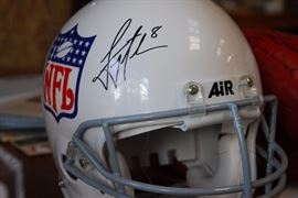1. collectale Aikman signed football