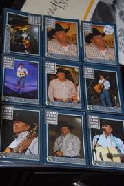 collectable george strait ccards