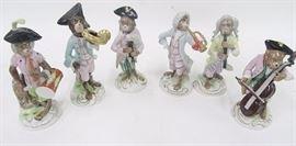Meissen Monkey Band