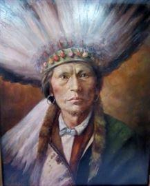 Henry Cross Oil, Indian