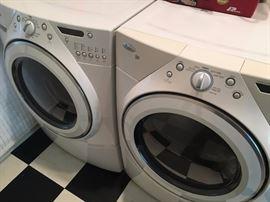 fridigaire washer