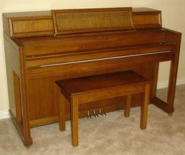 Story & Clark Model 63 Console Piano