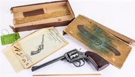 Lot 11 - Gun H&R 922 in 22 LR DA Revolver