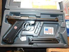 Brand new in Box .22 Rugar Mark II
