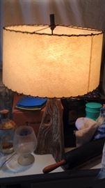MCM lamp $100