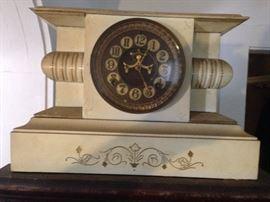 Antique Ansonia Mantle Clock $400