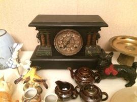 Wonderful mantle clock