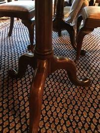 HENKEL HARRIS Dining Room Double Pedestal Table