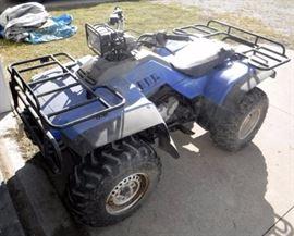 Honda 1987 ATV, Model TRX350D