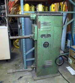 Vintage Rex Welder Engineering Co Spot Welder