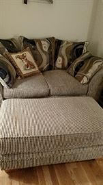 Great matching family room chair