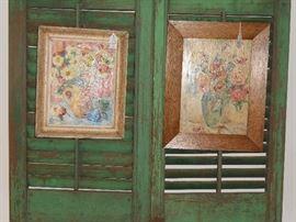 floral oil paintings