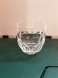 """Waterford """"Currghmore"""" highball glass, one of six"""