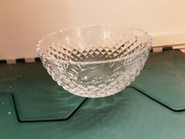 """Waterford """"Curraghmore"""" salad bowl"""