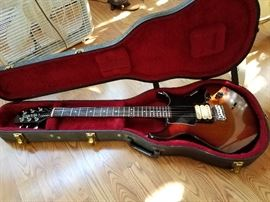1981 Hamer Prototype guitar