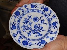Blue Onion Pattern Set