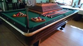 Pool table & ACC.