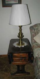 Kling Furniture end table